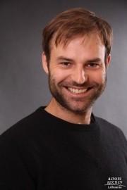 Actor Gediminas Adomaytis, filmography.