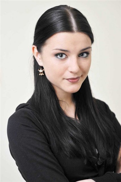 Actress, Voice Anastasiya Sivaeva, filmography.