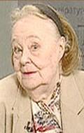 Actress Alla Kazanskaya, filmography.