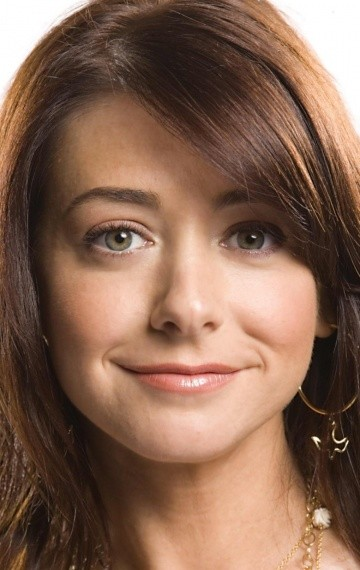 Actress Alyson Hannigan, filmography.