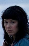 Actress Amanda Pilke, filmography.