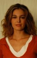 Actress, Producer Ana Caterina Morariu, filmography.