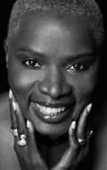 Actress, Composer Angelique Kidjo, filmography.