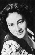 Actress Anita Linda, filmography.