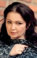 Actress Anna Dymna, filmography.