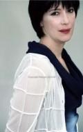 Actress Anne Alvaro, filmography.