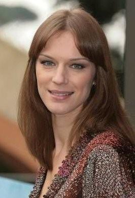 Actress Antonia Liskova, filmography.