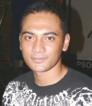 Actor Ario Bayu, filmography.