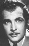 Actor Armando Calvo, filmography.
