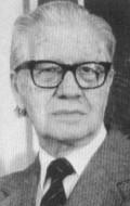 Actor, Writer Augusto Benedico, filmography.