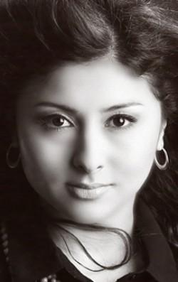 Actress Aynur Ilyasova, filmography.