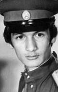 Actor Bakhram Matchanov, filmography.