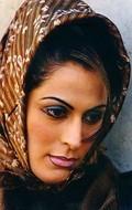 Actress Behnaz Jafari, filmography.