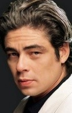 Actor, Director, Writer, Producer Benicio Del Toro, filmography.