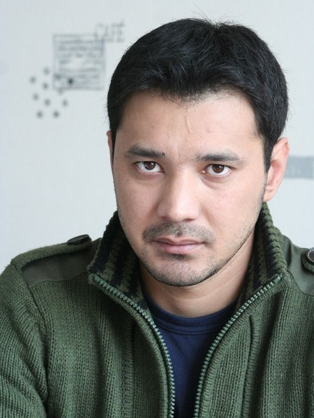 Actor Berik Aytzhanov, filmography.
