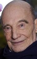 Actor, Writer Bernard Haller, filmography.