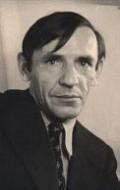 Director, Actor Berthold Bartosch, filmography.
