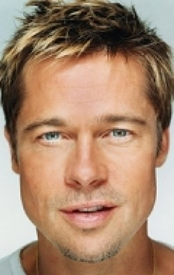 Actor, Producer Brad Pitt, filmography.