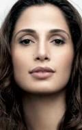 Actress Camila Pitanga, filmography.