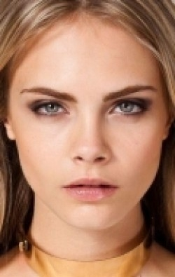 Actress Cara Delevingne, filmography.