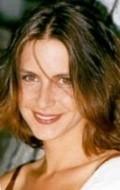 Actress Carolina Fadic, filmography.