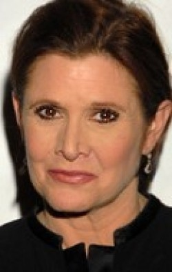 Actress, Writer, Producer Carrie Fisher, filmography.