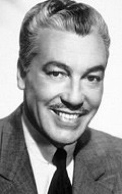 Actor Cesar Romero, filmography.