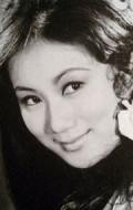 Actress Chiao Chiao, filmography.