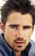 Actor, Producer Colin Farrell, filmography.