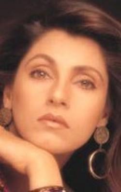 Actress Dimple Kapadia, filmography.