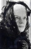 Actress Elisabeth Flickenschildt, filmography.