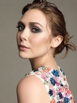 Actress Elizabeth Olsen, filmography.