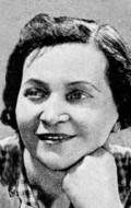 Actress Ella Nollova, filmography.