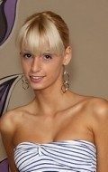 Actress Erica Fontes, filmography.