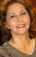 Actress Esther Orjuela, filmography.