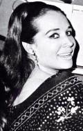 Actress Flor Silvestre, filmography.