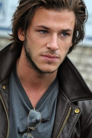 Actor Gaspard Ulliel, filmography.