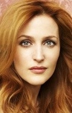 Actress, Director, Writer, Producer Gillian Anderson, filmography.