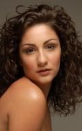 Actress Gioia Arismendi, filmography.