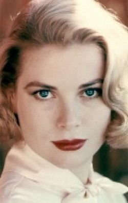 Actress Grace Kelly, filmography.