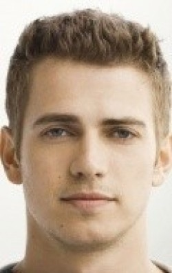 Actor, Producer Hayden Christensen, filmography.