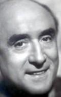 Actor Herbert Hubner, filmography.