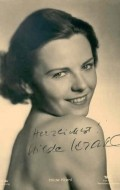 Actress Hilde Krahl, filmography.