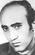 Writer, Actor Hrant Matevosyan, filmography.