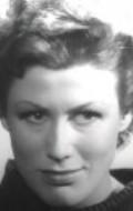 Actress Inger Marie Andersen, filmography.