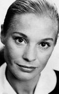 Actress, Director, Writer Ingrid Thulin, filmography.