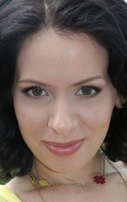 Actress Inna Prihodko, filmography.