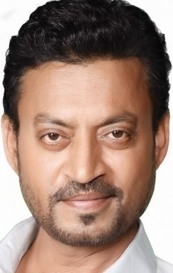 Actor, Producer Irfan Khan, filmography.