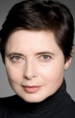 Actress, Director, Writer, Producer Isabella Rossellini, filmography.