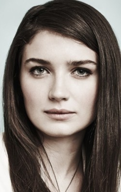 Actress Eve Hewson, filmography.